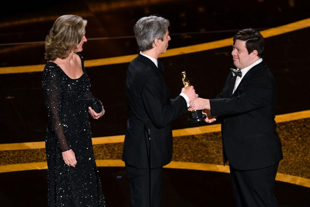 Zack Gottsagen, actor con Down, hizo historia en los Oscar