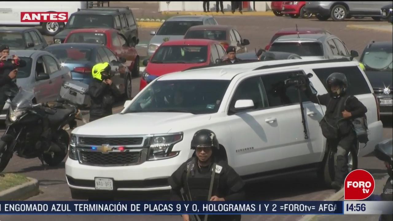 FOTO: giovana n llega a penal de santa martha acatitla en cdmx