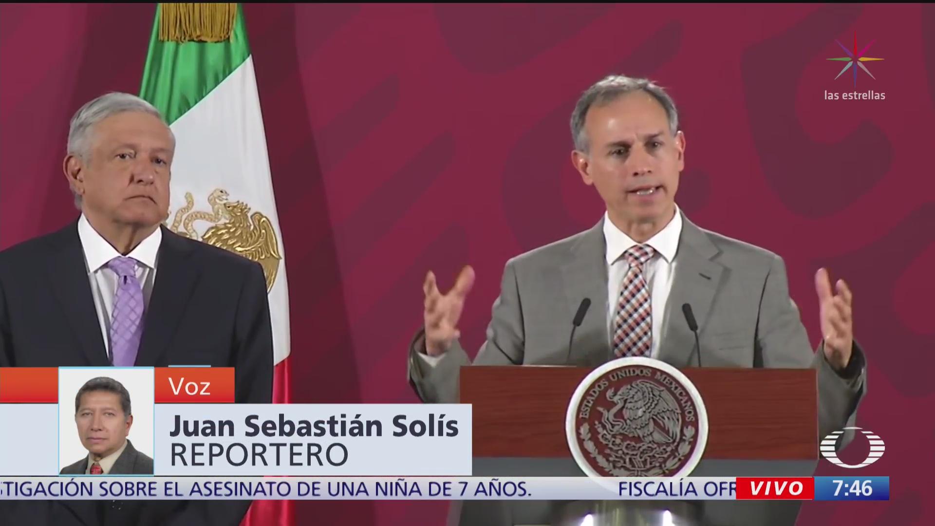 gobierno de mexico informa que avanzan convocatorias de medicos y enfermeras para comunidades rurales