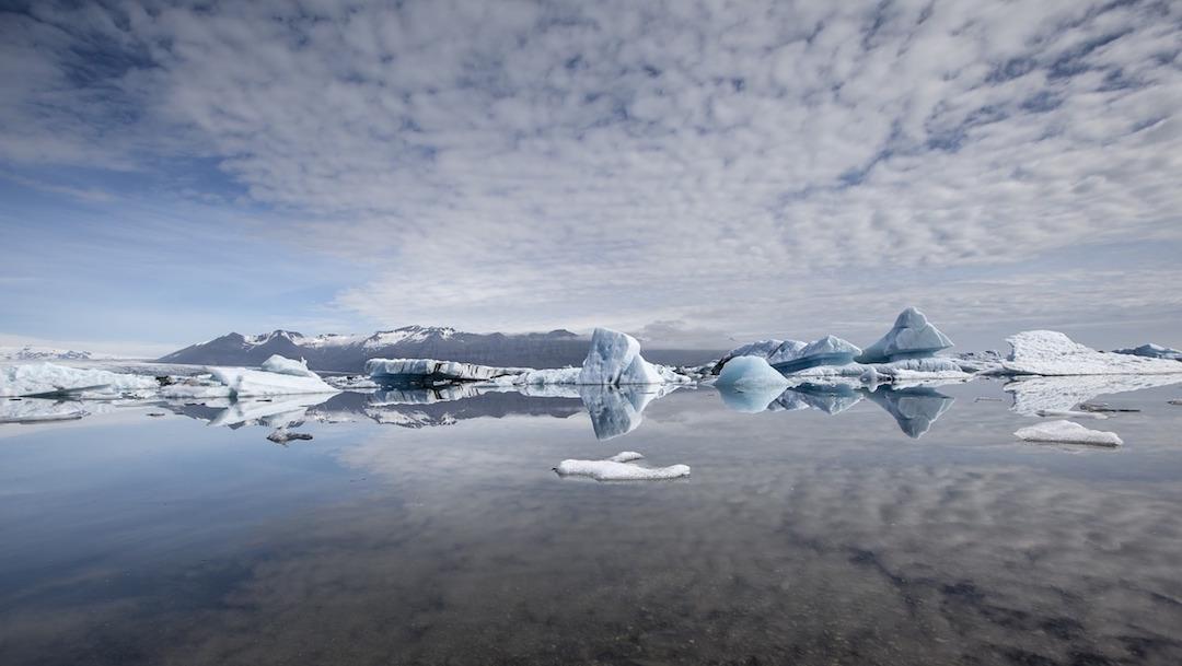 Fotos de la NASA exponen el deshielo en Antártida