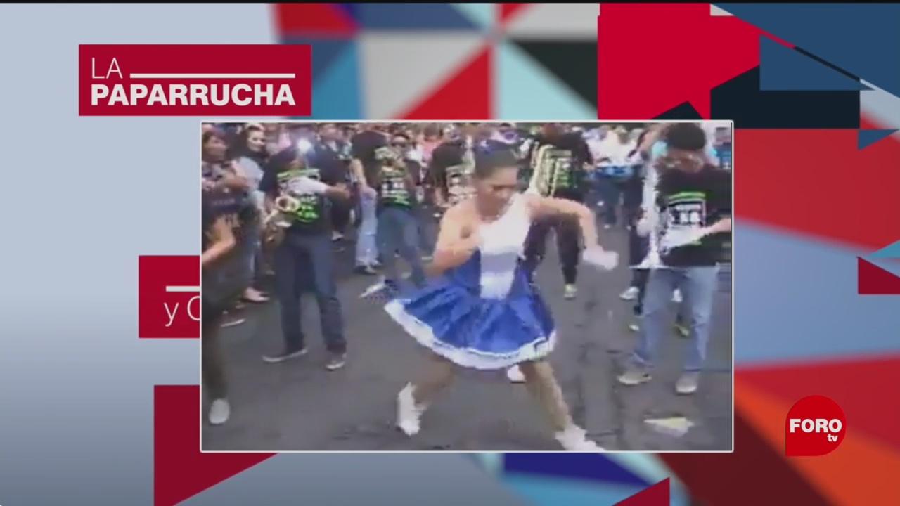 Foto: Jesusa Rodríguez Baila Vivir Mi Vida Noticias Falsas 10 Febrero 2020