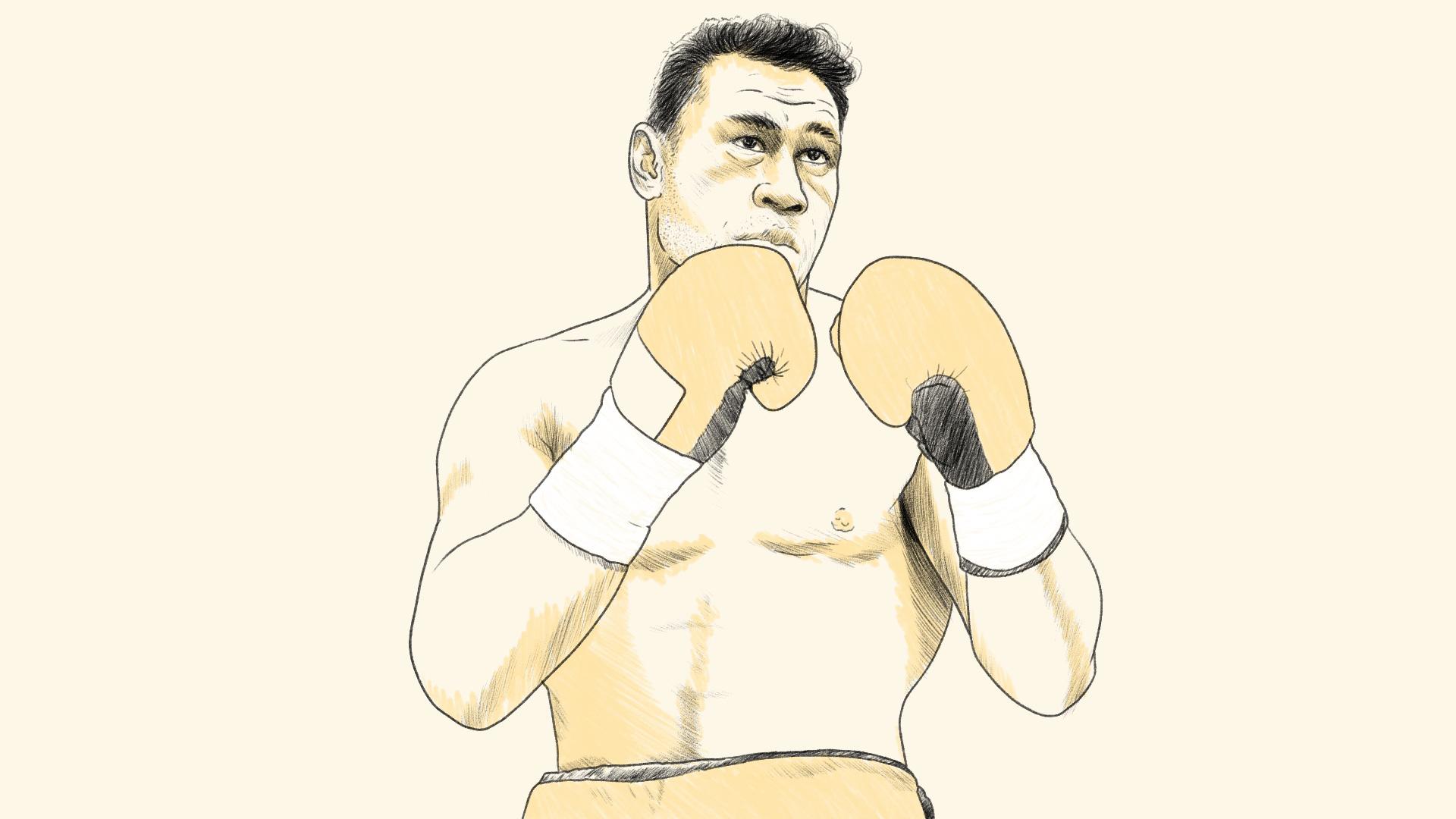 Muere Jimmy Thunder, boxeador que noqueó a un rival en 1.5 segundos