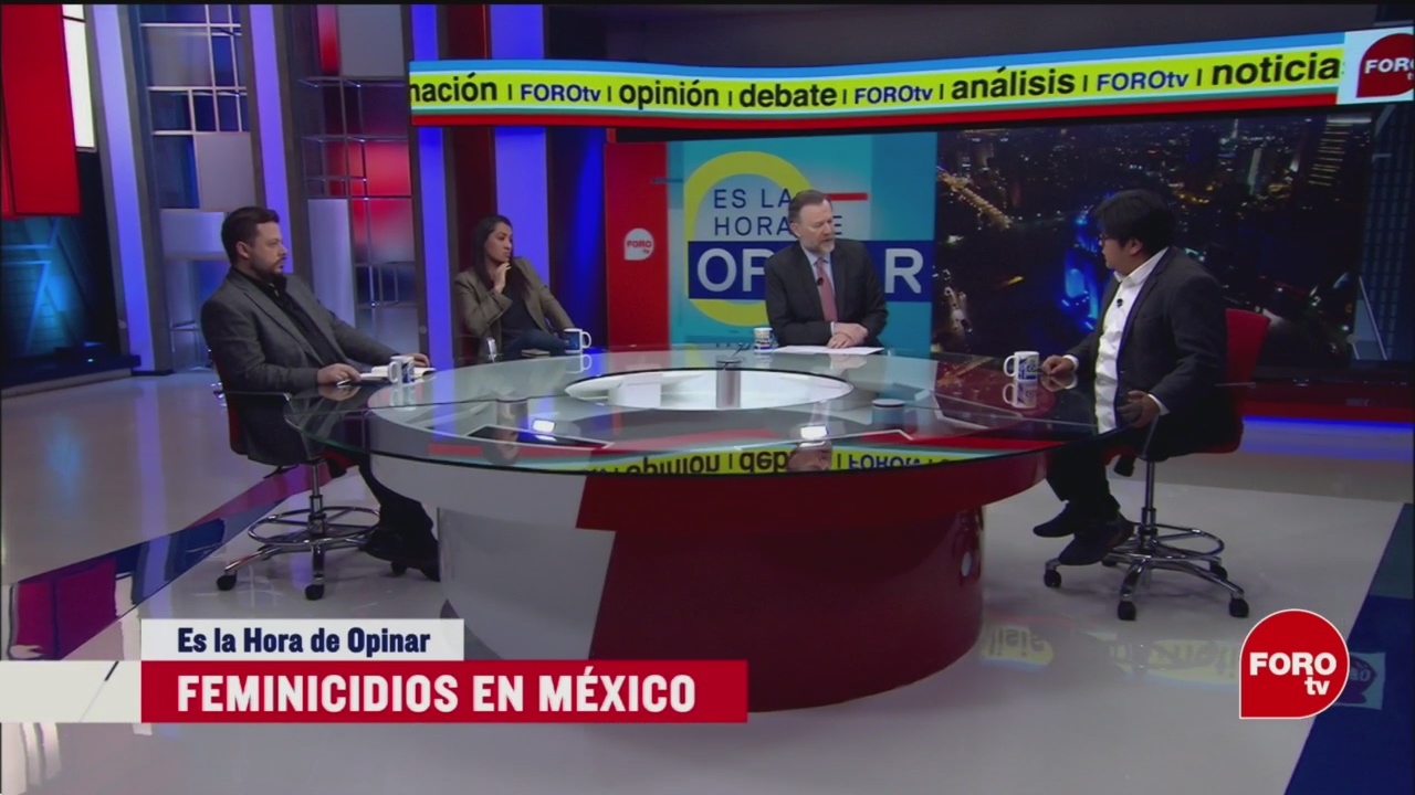 Foto: Reacción Gobierno Frente Feminicidios Recientes México 18 Febrero 2020