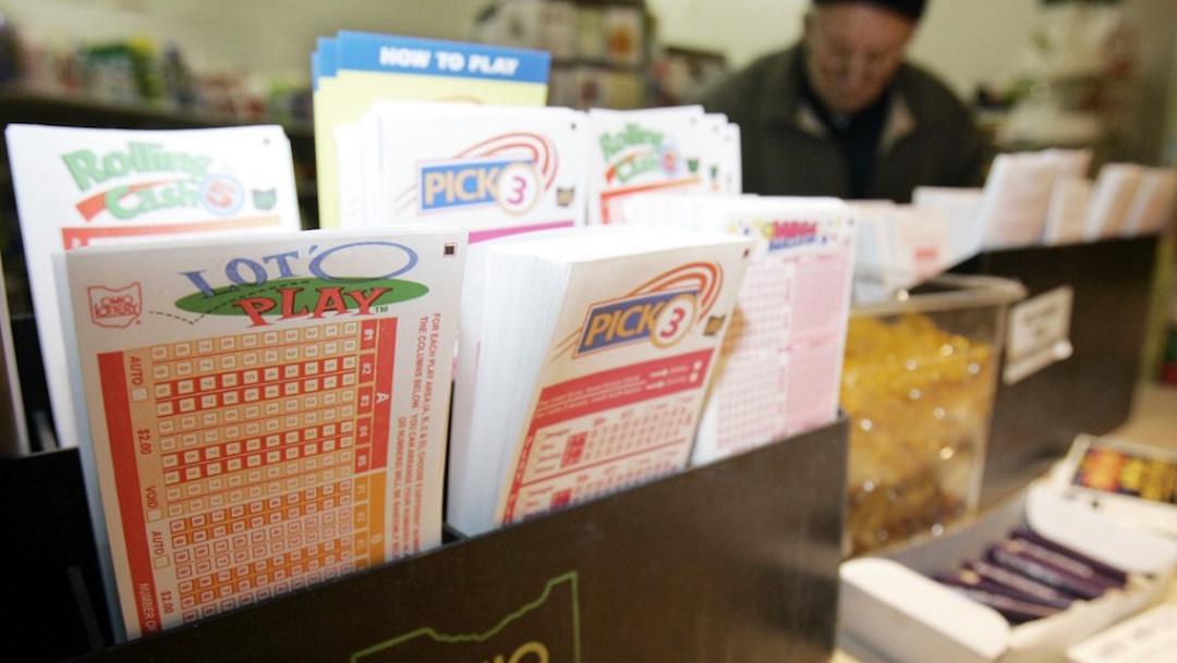 Foto Casi tira a la basura el billete de lotería con el que ganó US$ 100,000 13 febrero