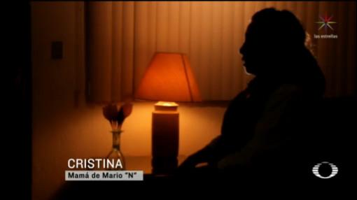 Foto: Madre Mario Feminicida Fátima Busca Custodia Nietos 26 Febrero 2020