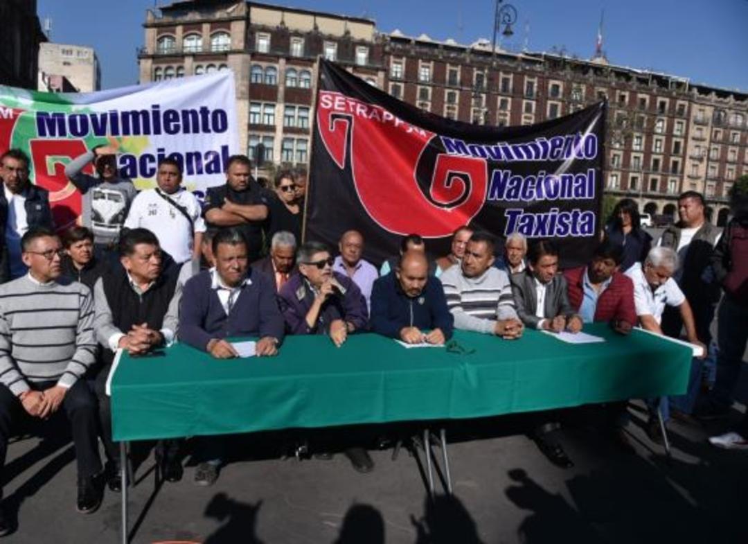 FOTO Mega marcha de transportistas este 19 de febrero, estos son los puntos de salida (FAT)