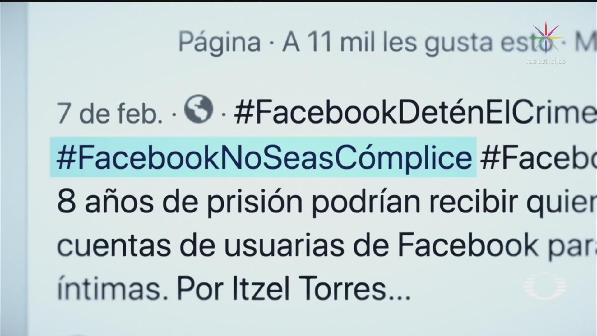 Foto: Mujeres Cdmx Jalisco Denuncian Robo Identidad Facebook 10 Febrero 2020