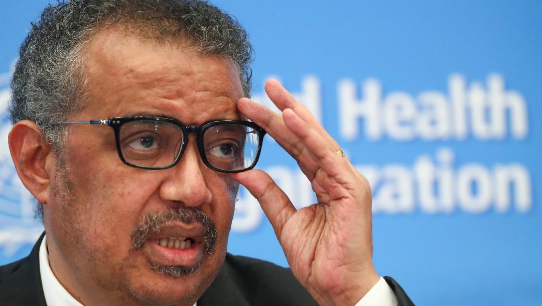 FOTO OMS admite que hay muchas preguntas sin respuesta sobre coronavirus (Reuters)