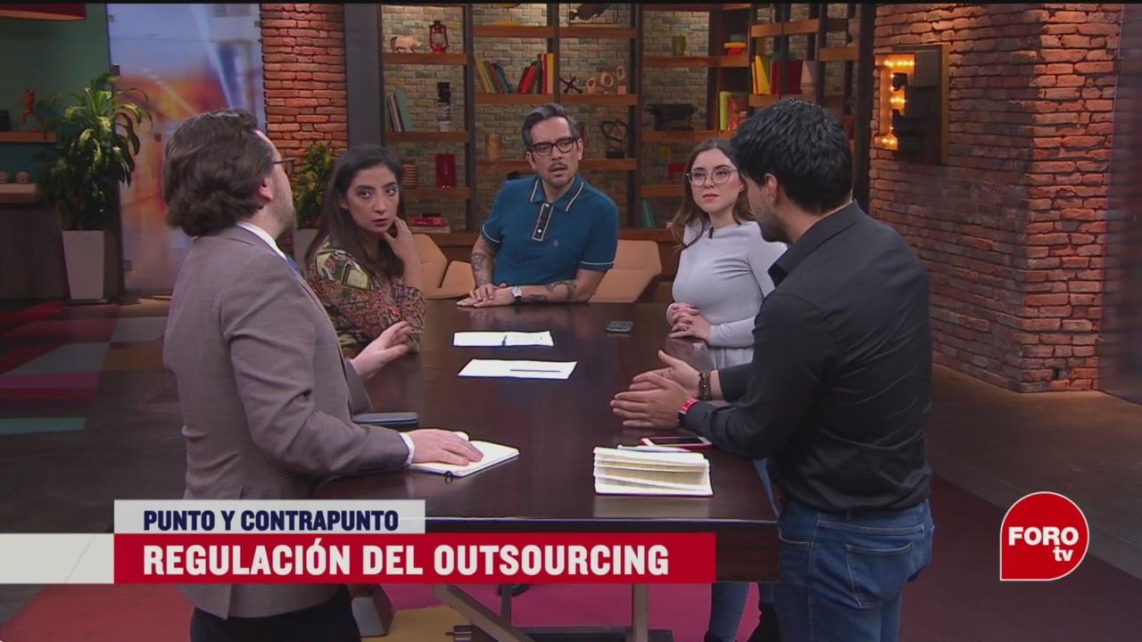 Foto: Parlamento Abierto Regular Outsourcing Ilegal México 20 Febrero 2020