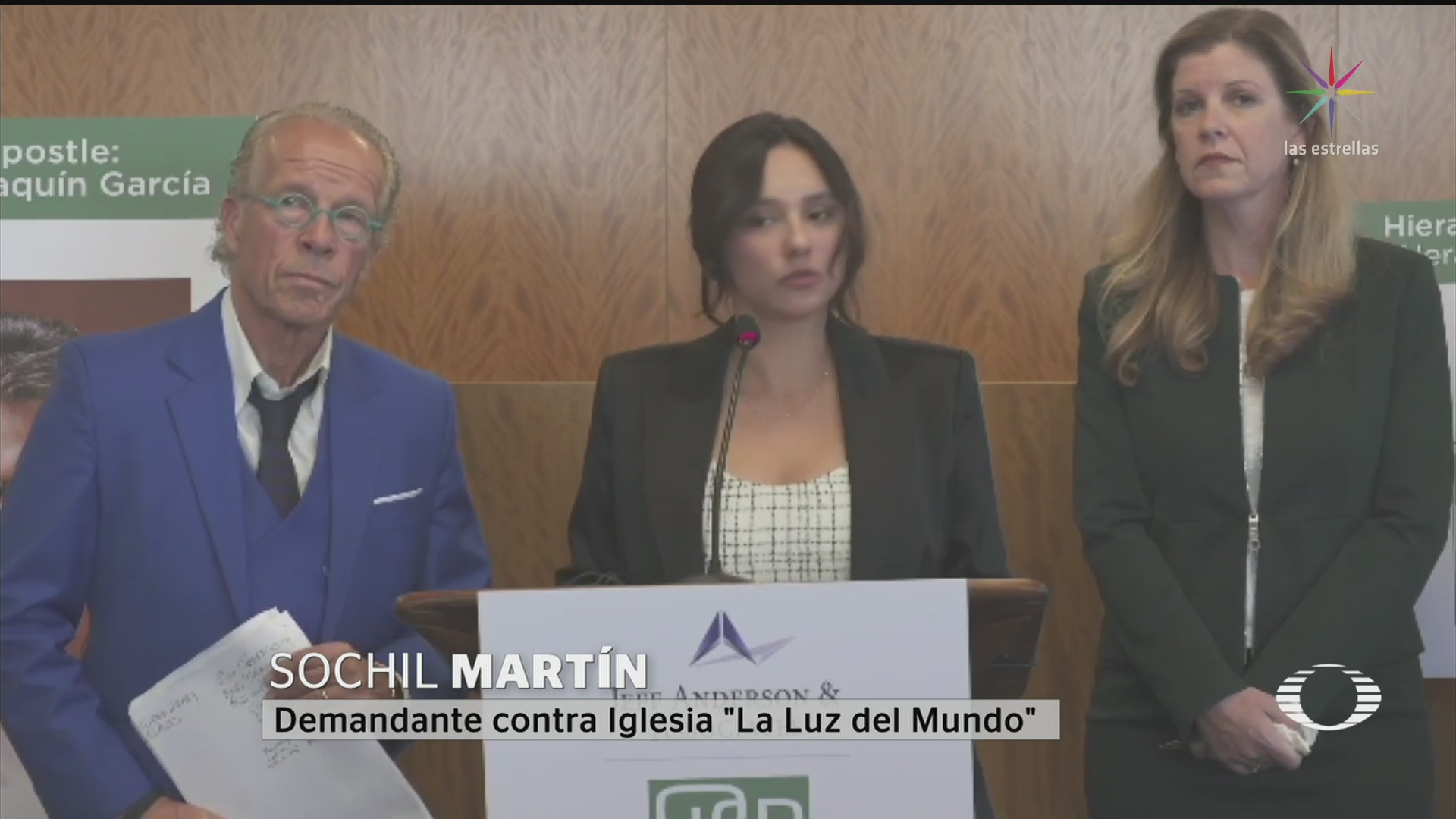Foto: Nueva Demanda Líder Iglesia La Luz Del Mundo 13 Febrero 2020