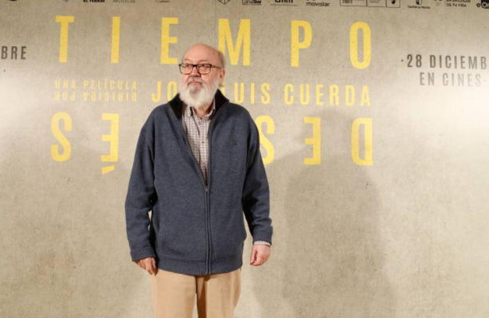 cineasta y guionista José Luis Cuerda
