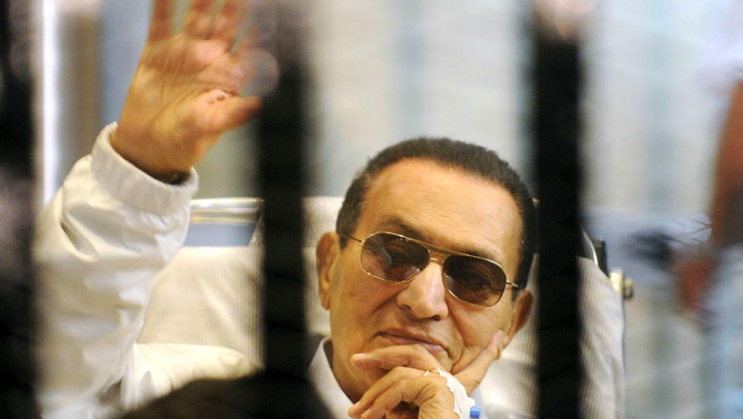 Foto: ¿Quién fue Hosni Mubarak?