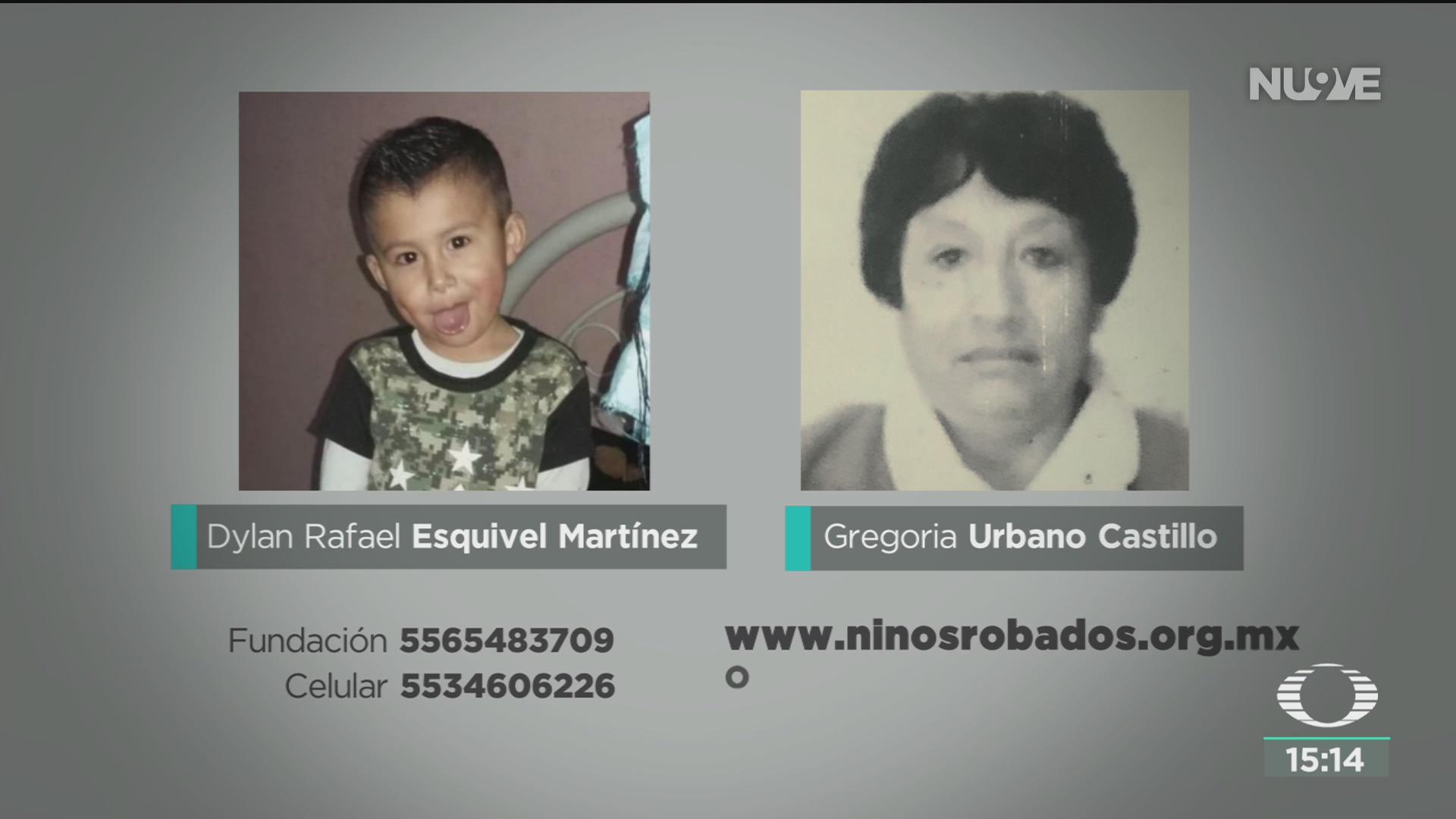 FOTO: robo y desaparicion de menores
