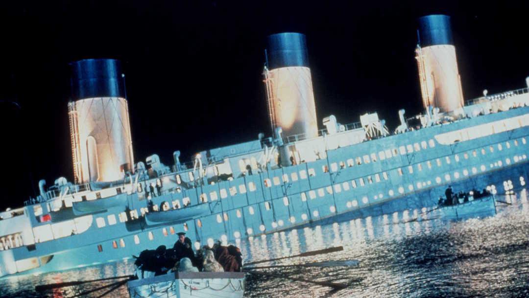 Foto Titanic Radio 20 Febrero 2020