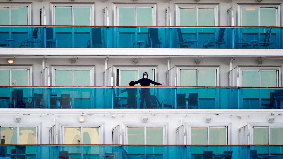 Foto: Turista argentino en Japón, primer latinoamericano con coronavirus