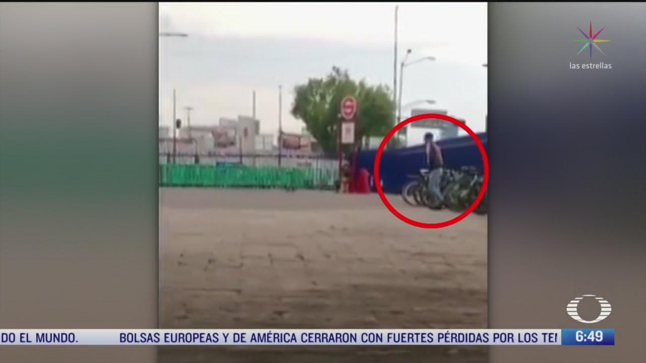 asi operan ladrones de bicicletas en la cdmx