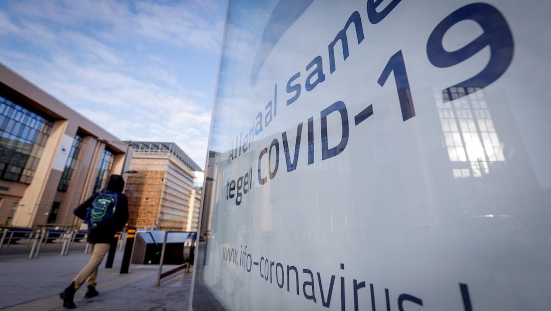 Bélgica roza la normalidad y permite que uso de cubrebocas no sea obligatorio en calles de Bruselas