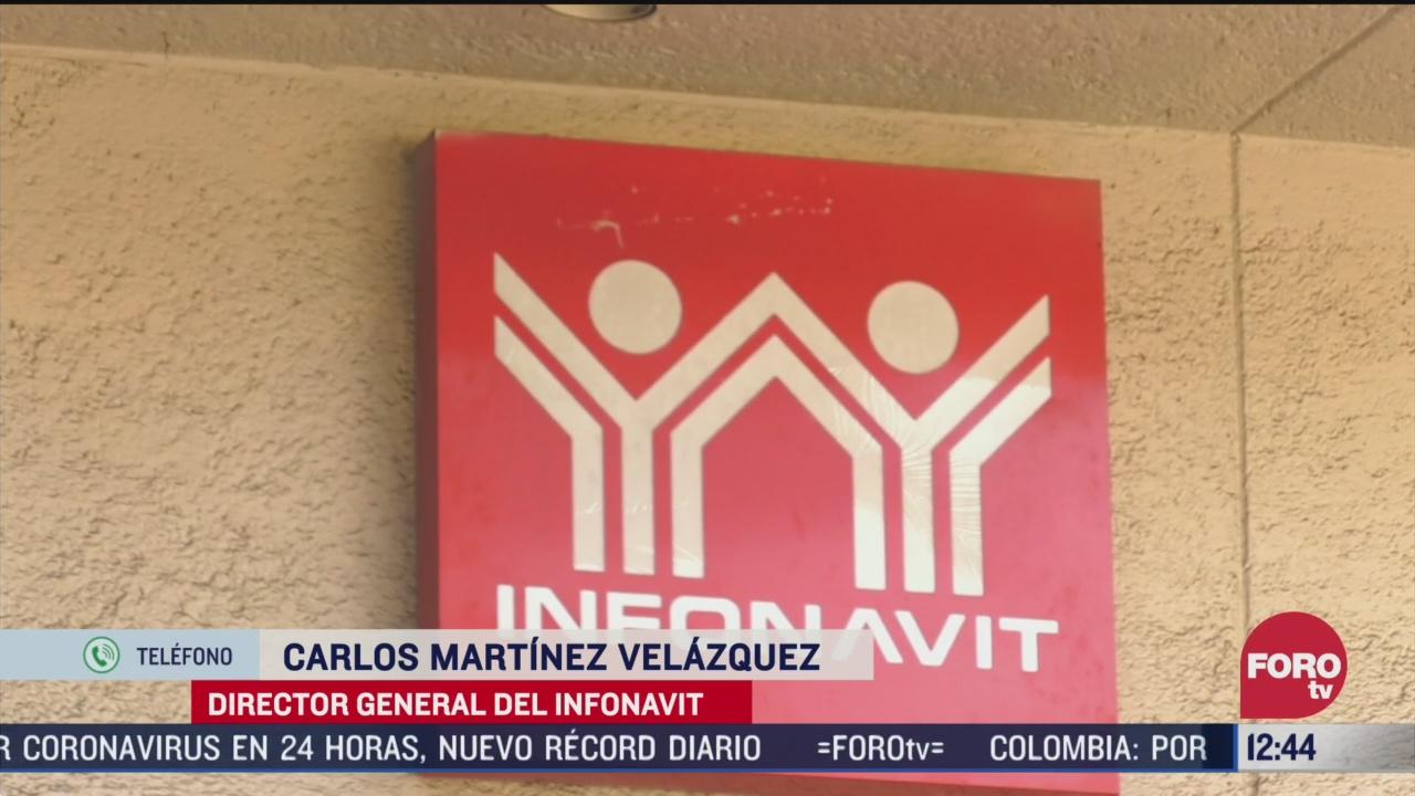 brindaran apoyo a los trabajadores con credito infonavit