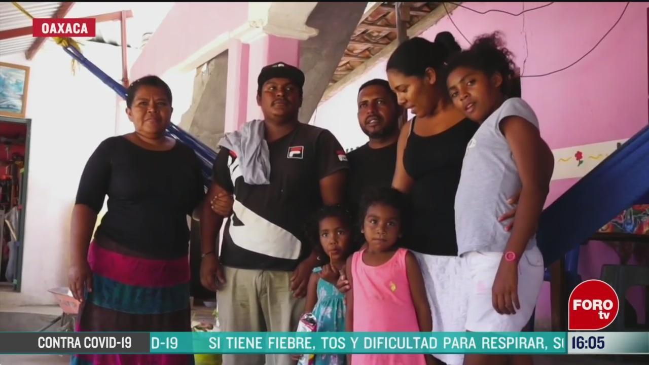 FOTO: censan a comunidades afromexicanas en la costa de oaxaca