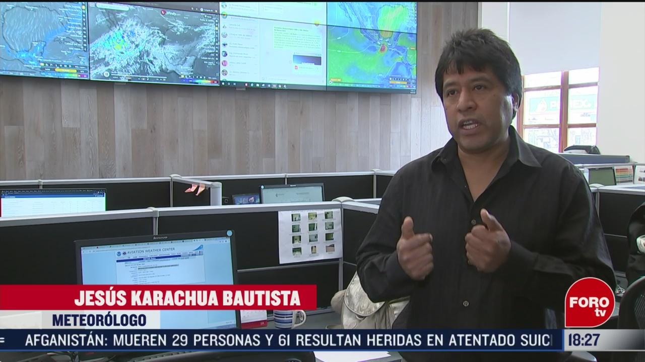 Foto: Conagua Clima Nueva App Conocer Condiciones Climatológicas 6 Marzo 2020