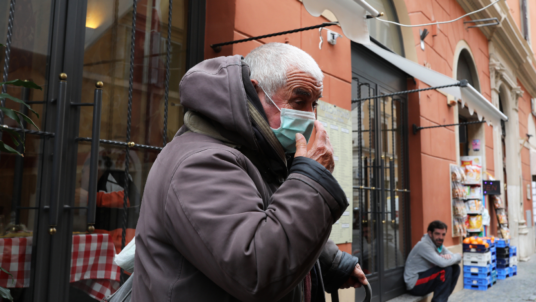 FOTO: Italia llega al pico de contagios por coronavirus y la vuelta a la normalidad será lenta, el 31 de marzo de 2020