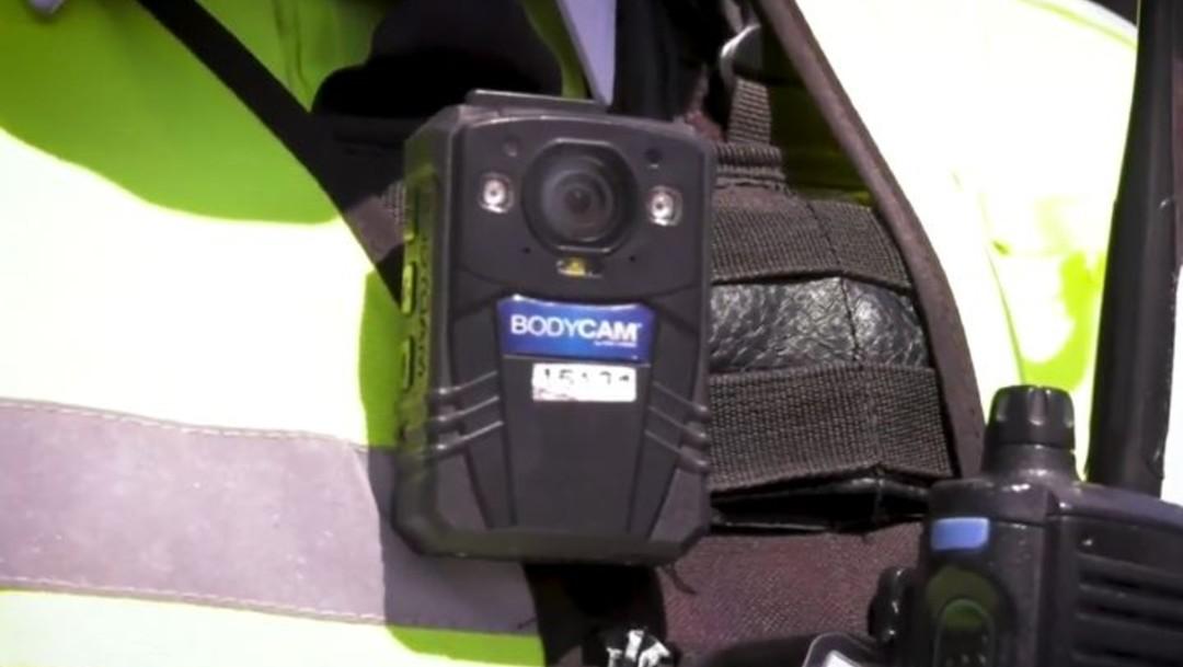 Delitos quedan grabados cámaras anticorrupción en Escobedo