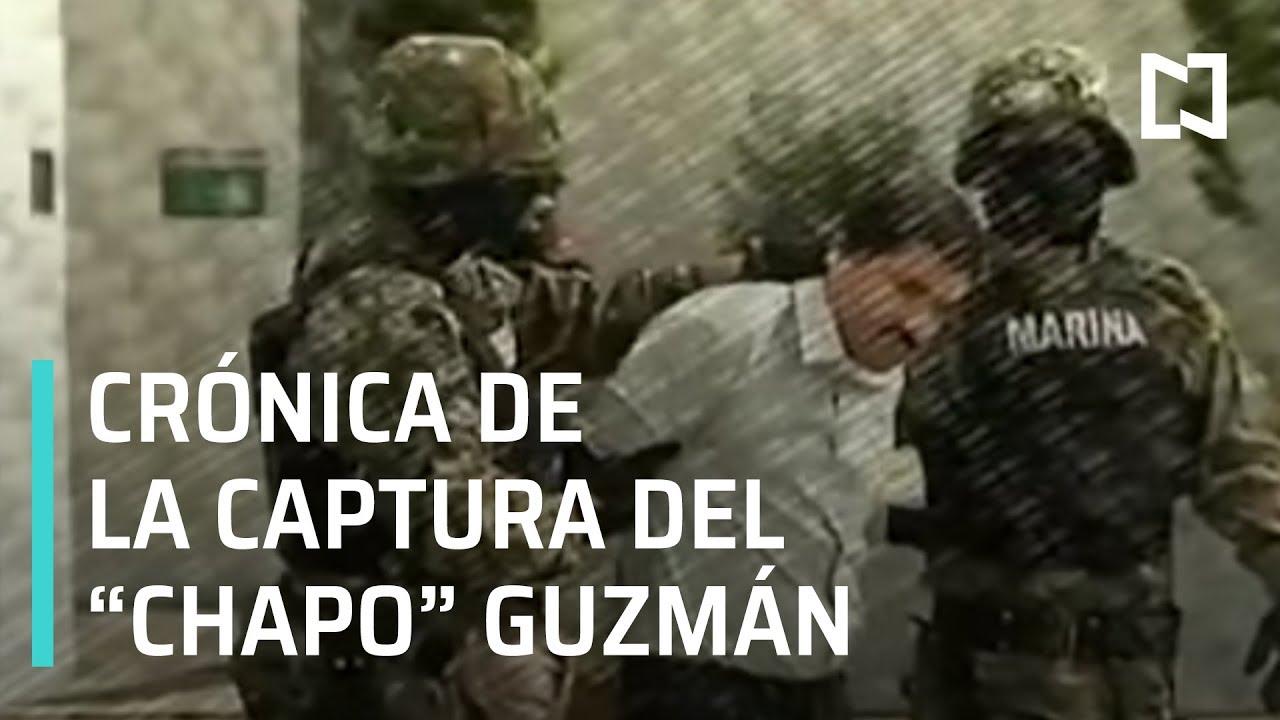 Foto: Escape Fuga Captura Detención El Chapo Guzmán 19 Marzo 2020
