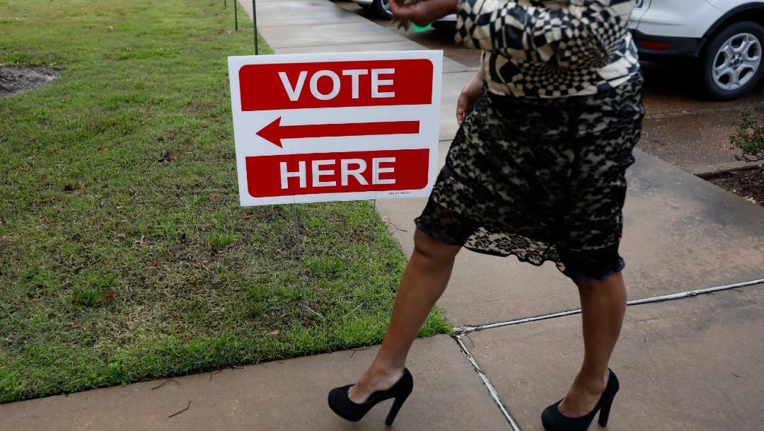 Foto: Estadounidenses votan en primarias demócratas, en seis estados