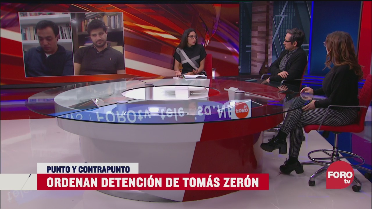 Foto: Ficha Roja Contra Tomás Zerón Por Caso Ayotzinapa 19 Marzo 2020