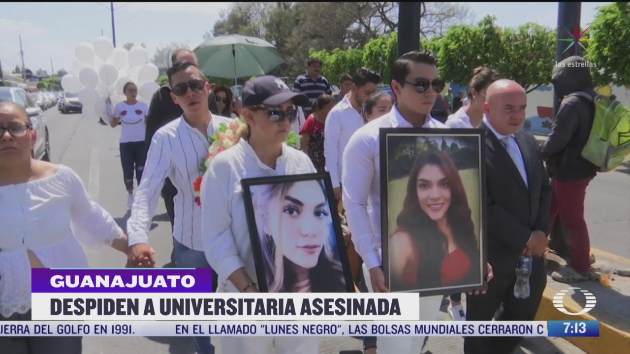 fiscalia de guanajuato investiga robo vinculado al feminicidio de nadia rodriguez