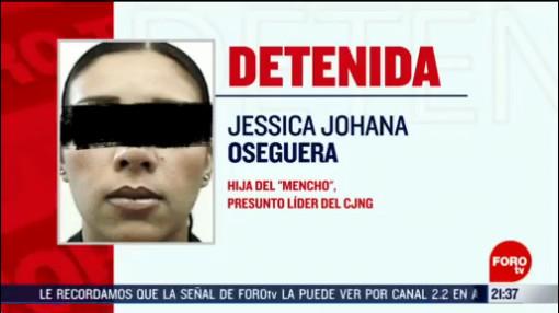 Foto: Jessica Oseguera Hija El Mencho Fiscalía Impide Liberación 2 Marzo 2020
