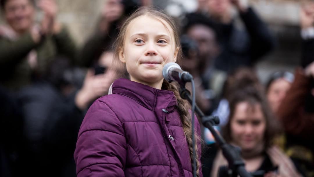 Greta Thunberg se aisla por sospechas de padecer COVID-19