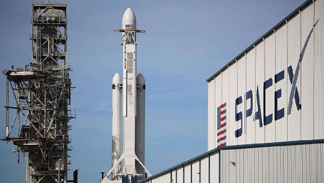 Foto: NASA elige a SpaceX para abastecer su próxima misión a la Luna, 27 de marzo de 2020, (Getty Images, archivo)