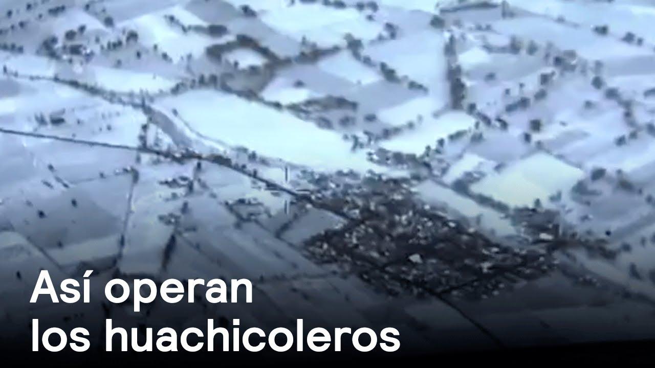 Foto: Video Ordeña Ductos Pemex Toma Clandestina 19 Marzo 2020