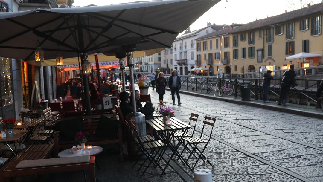 FOTO Muertos por coronavirus en Italia siguen en aumento, suman 52 (Getty Images)