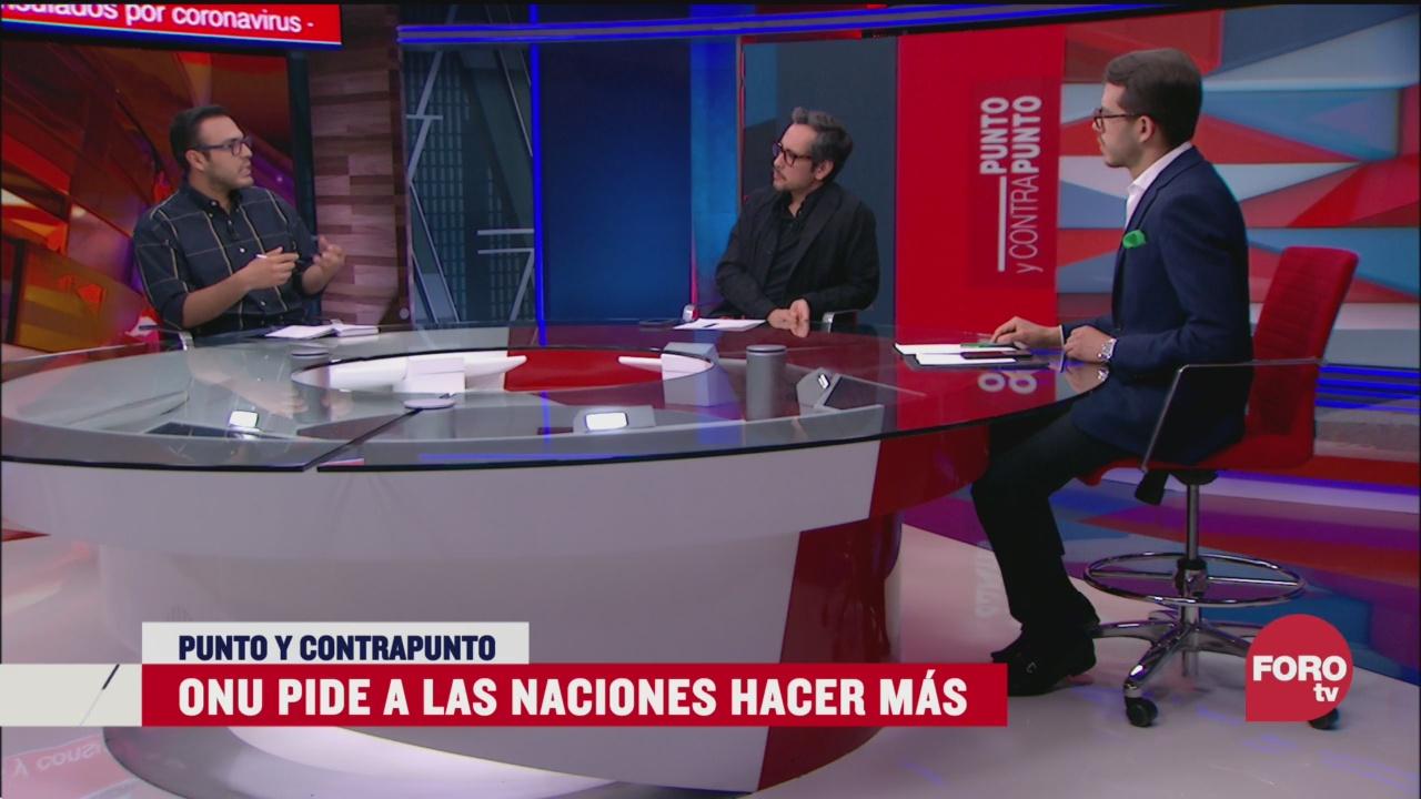 Foto: Onu Pide Naciones Ricas Hacer Más Coronavirus 20 Marzo 2020
