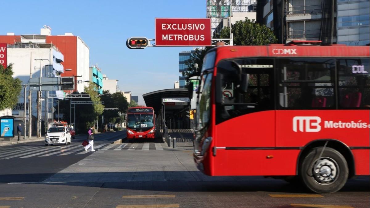 FOTO: Desde este lunes, acceso al Metrobús será dosificado ante COVID-19, el 24 de mayo de 2020