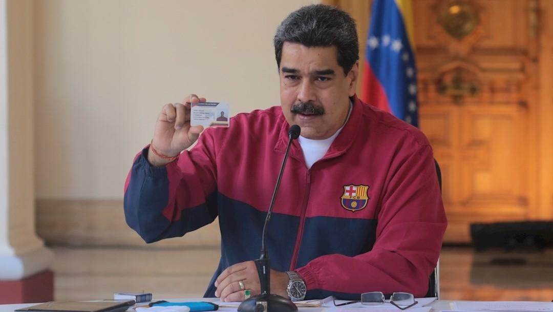 Maduro anuncia la llegada de variantes de COVID-19 a Venezuela; culpa a Colombia