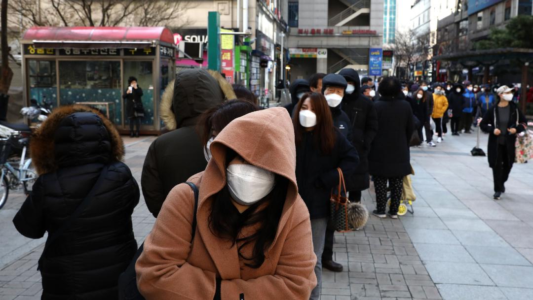 FOTO Por coronavirus, economía global sufrirá grave desaceleración, advierte OCDE (Getty Images)