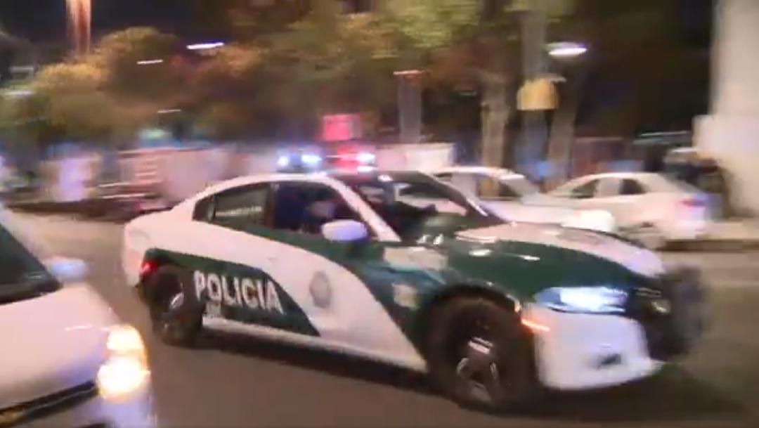 Patrulla de la Ciudad de México, asesinan a hombre tras resistirse a asalto en Tlalpan