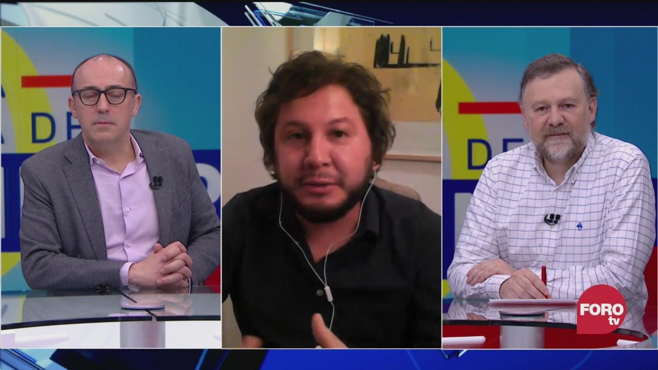 Foto: Recomendaciones Literarias Crítico Adán Ramírez Serret 27 Marzo 2020