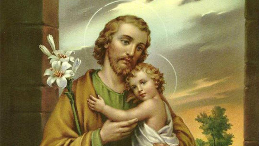 Foto El 19 de marzo es el Día de San José, custodio de la Sagrada Familia 19 marzo 2020