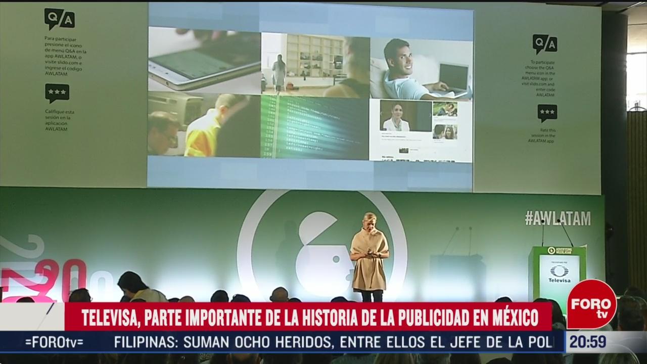 Foto: Televisa Rompiendo Paradigmas Mediáticos 4 Marzo 2020