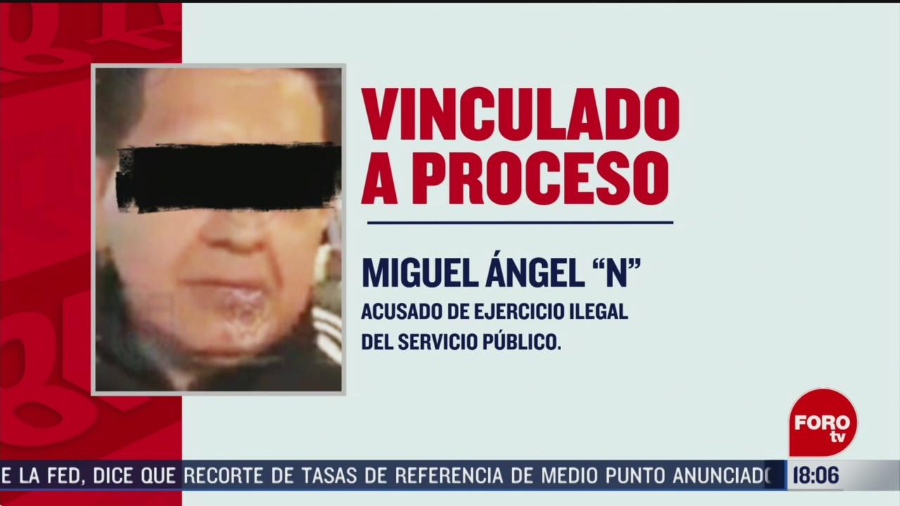 FOTO: 3 Marzo 2020, vinculan a proceso miguel angel n exfuncionario de mancera