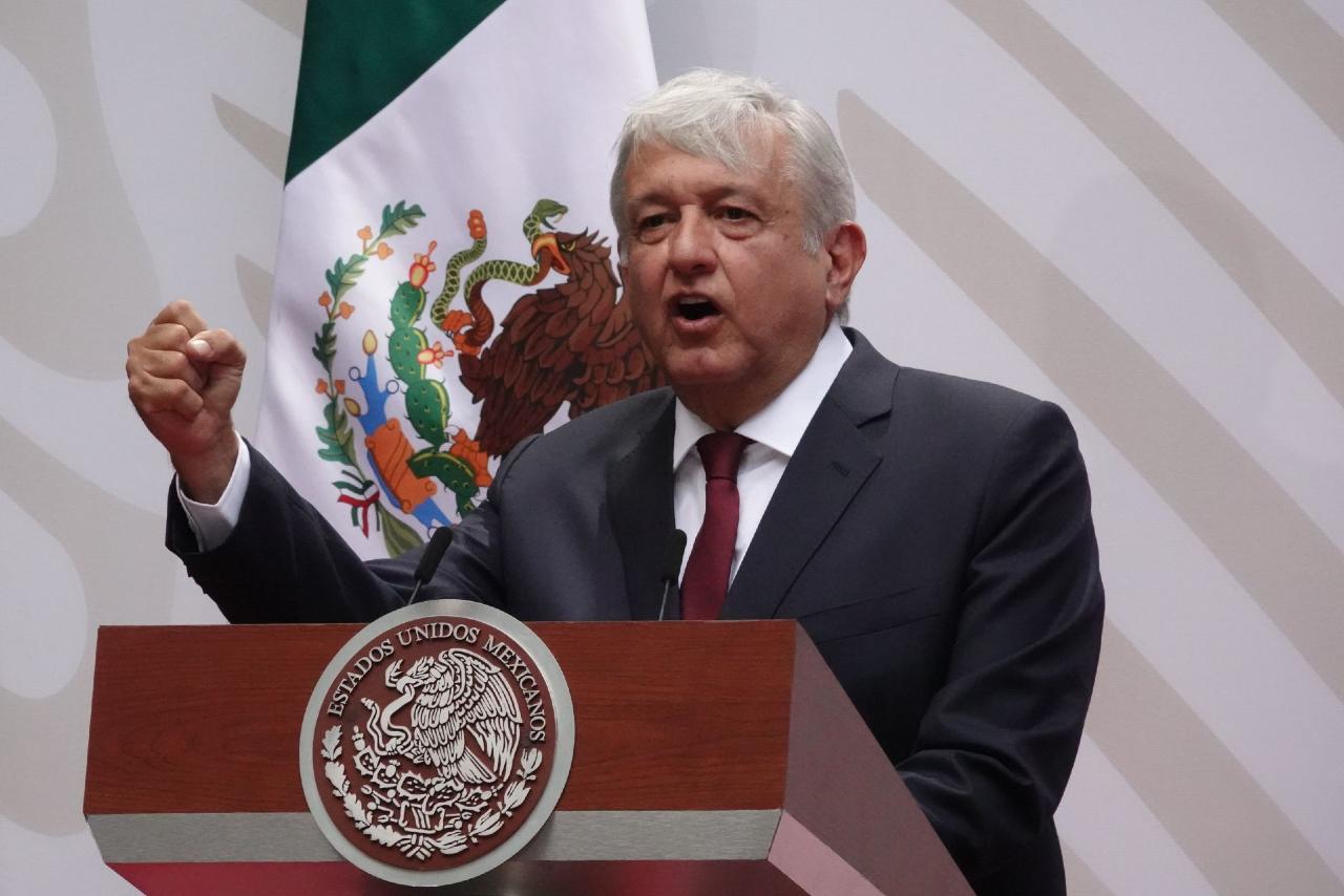 AMLO-Andres-Manuel-Lopez-Obrador-2020-Informe-México-Coronavirus, Ciudad de México, 5 de abril 2020