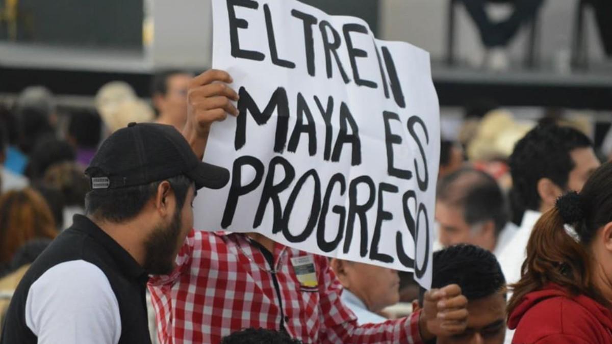 Tren Maya ofrecerá trabajos de hasta 23 mil pesos