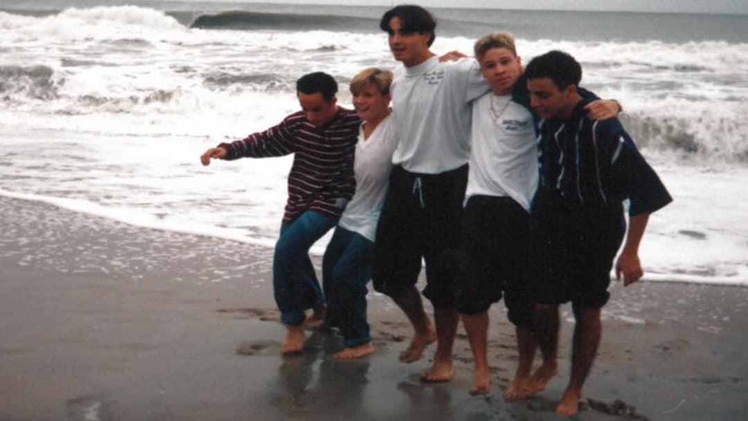 Foto Backstreet Boys celebran aniversario con conmovedora foto inédita 21 abril 2020