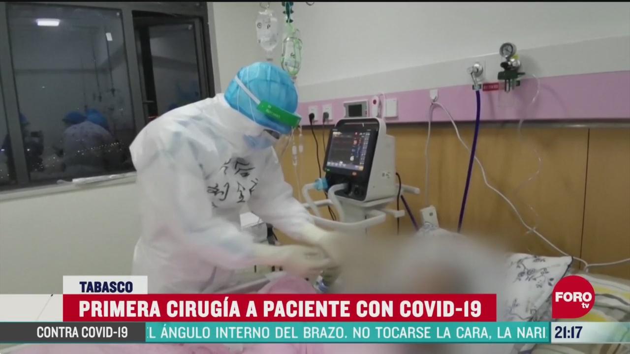 Foto: casos de trombosis en pacientes con coronavirus inquieta a medicos 22 Abril 2020