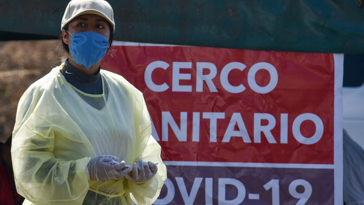 Coronavirus: Edomex reporta 14 muertos y 400 casos