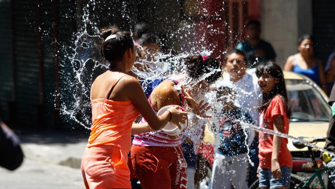 Foto: Registran pocos reportes de desperdicio de agua en CDMX por Sábado de Gloria, 11 de abril de 2020, (Cuartoscuro, archivo)